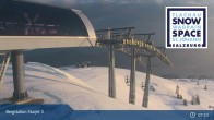 Archived image Webcam Chair Lift Starjet 3 (Top Station) 06:00