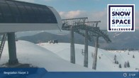 Archived image Webcam Chair Lift Starjet 3 (Top Station) 16:00