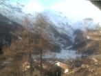 Archived image Webcam Saas Fee glacier tourist office 02:00
