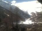 Archived image Webcam Saas Fee glacier tourist office 04:00
