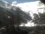 Archived image Webcam Saas Fee glacier tourist office 06:00