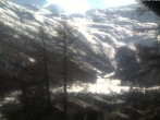 Archived image Webcam Saas Fee glacier tourist office 10:00