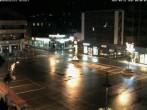 Archived image Webcam Zermatt Railway station 18:00