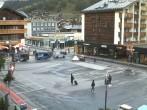 Archived image Webcam Zermatt Railway station 02:00