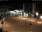 Archiv Foto Webcam Zermatt Bahnhofplatz 00:00