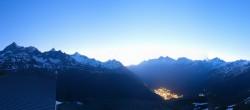 Archiv Foto Webcam Herrlicher Matterhornblick 03:00