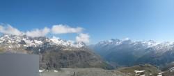 Archiv Foto Webcam Herrlicher Matterhornblick 09:00