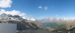 Archiv Foto Webcam Herrlicher Matterhornblick 15:00