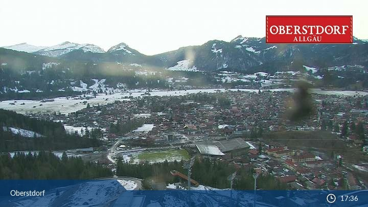 Webcam Oberstdorf Schanze
