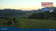 Archived image Webcam Oberaudorf Hocheck ski resort 21:00