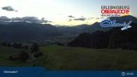 Archived image Webcam Oberaudorf Hocheck ski resort 23:00