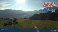 Archived image Webcam Oberaudorf Hocheck ski resort 01:00
