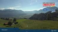 Archived image Webcam Oberaudorf Hocheck ski resort 03:00
