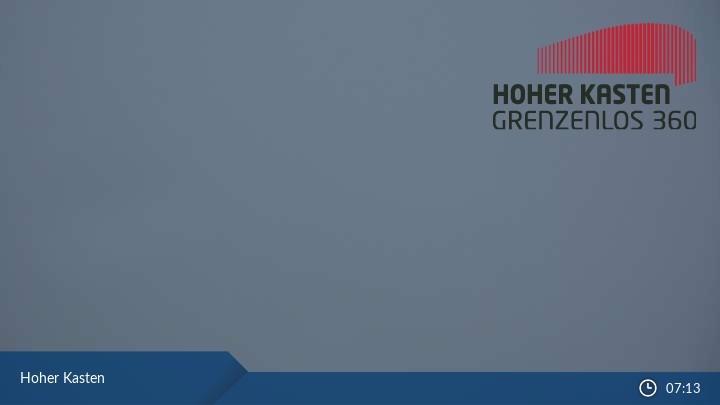 Webcam Drehrestaurant Hoher Kasten Live Cam