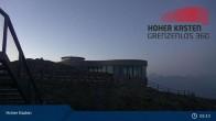 Archived image Live Webcam Hoher Kasten 23:00