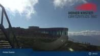 Archived image Live Webcam Hoher Kasten 03:00