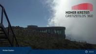 Archived image Live Webcam Hoher Kasten 05:00