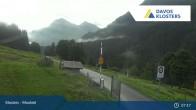 Archived image Webcam Monbiel Car Park (Klosters) 01:00