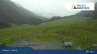 Archived image Webcam Alp Garfiun (Klosters) 13:00