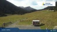 Archiv Foto Webcam Alp Garfiun - Klosters 07:00