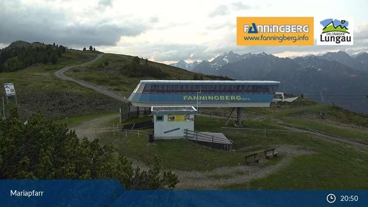 Fanningberg Webcam