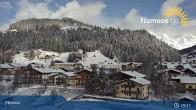 Archived image Webcam Filzmoos - Papageno Base Station 03:00