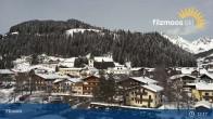 Archived image Webcam Filzmoos - Papageno Base Station 07:00