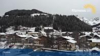 Archived image Webcam Filzmoos - Papageno Base Station 09:00