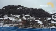 Archived image Webcam Filzmoos - Papageno Base Station 11:00