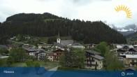 Archiv Foto Webcam Filzmoos - Papageno Talstationsgebäude 02:00