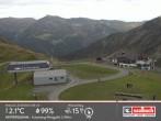 Archived image Webcam Westgipfelbahn top station 06:00