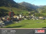 Archived image Webcam Saalbach mountain village 02:00