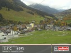 Archived image Webcam Saalbach mountain village 07:00