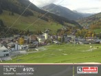Archived image Webcam Saalbach mountain village 09:00