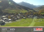 Archived image Webcam Saalbach mountain village 13:00