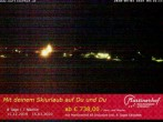Archived image Webcam Clear view of the town St. Martin in the greater area of Salzburg 22:00