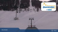 Archived image Webcam Zauchensee - Worldcup Arena 19:00