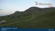 Archiv Foto Webcam Untermatt Bergstation 19:00