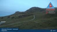 Archiv Foto Webcam Untermatt Bergstation 21:00