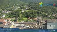 Archived image Webcam Bellinzona: Castelgrande 09:00