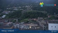 Archived image Webcam Bellinzona: Castelgrande 04:00