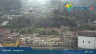 Archived image Webcam Bellinzona: Castelgrande 03:00