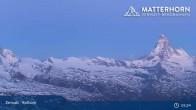 Archiv Foto Webcam Rothorn Zermatt 23:00