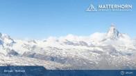 Archiv Foto Webcam Rothorn Zermatt 03:00