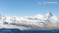 Archiv Foto Webcam Rothorn Zermatt 05:00