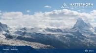Archiv Foto Webcam Rothorn Zermatt 11:00