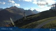 Archived image Webcam Galzig Mountain (St. Anton) 11:00