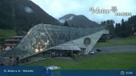 Archived image Webcam Base Station Galzigbahn 21:00