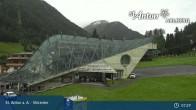 Archived image Webcam Base Station Galzigbahn 01:00