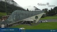 Archived image Webcam Base Station Galzigbahn 03:00